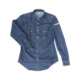 Camicia jeans Donna TG.S