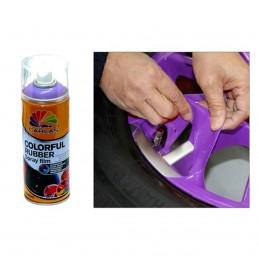 Pellicola spray removibile viola