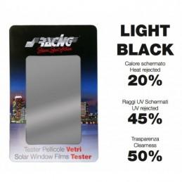 Pellicola vetri Light Black 76X150 cm + 50x300 cm