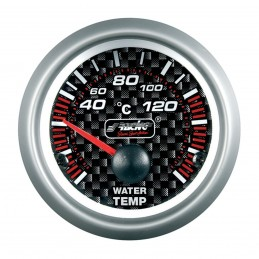 Termometro temperatura acqua Carbon Look line