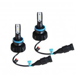 H11 H9 H8 H16 All in one led conversion