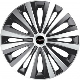 "Copricerchio 14"" Multi Silver Black"