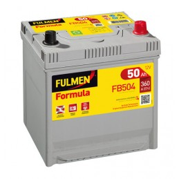 Batteria 12V - Fulmen Formula - 50 Ah - 360 A